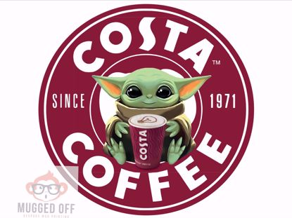 Picture of Yoda Costa T Shirt - FREE DELIVERY